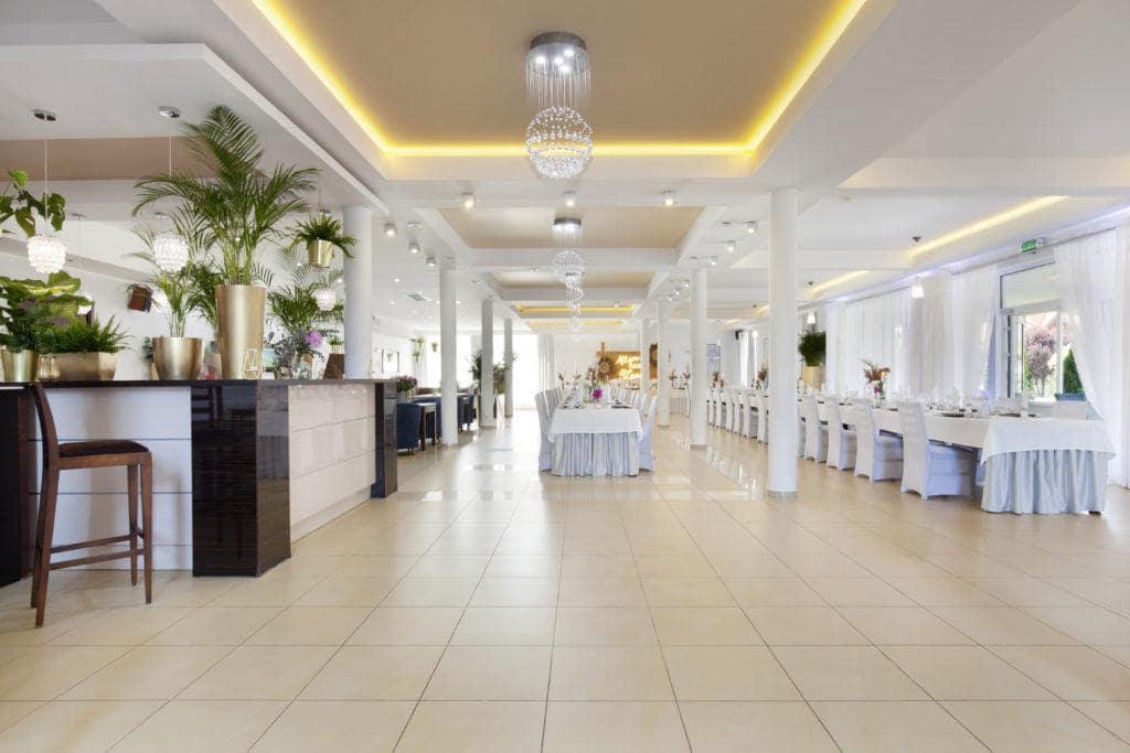 Restauracja Biancas duża sala weselna