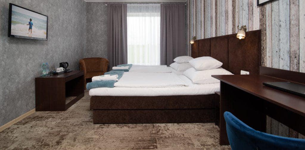 Noclegi w Kosakowie — Hotel Biancas